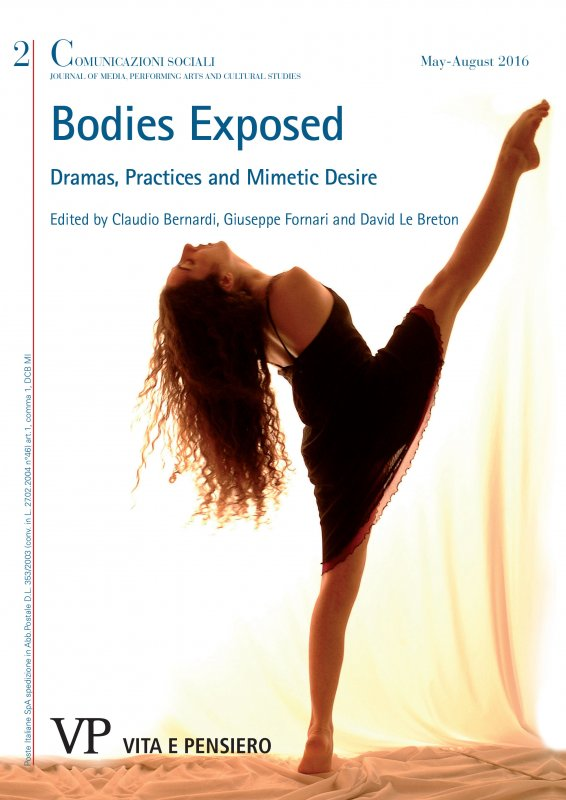 COMUNICAZIONI SOCIALI - 2016 - 2. BODIES EXPOSED