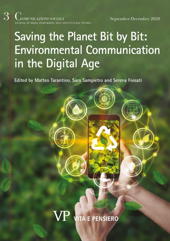 Digital Isolation and Ecological Abstraction. Interconnecting