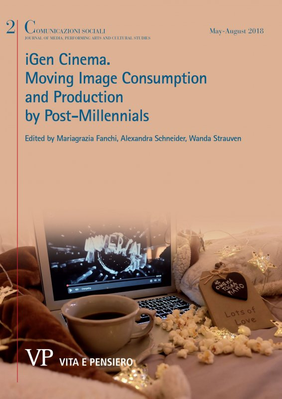 Smart(phone) Cinema. iGeneration, Second Screen and Filmic Experience. An Empirical Case in Southern Italy