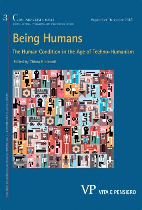 The Shape of Thought: Humanity in Digital, Literary Texts