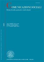 COMUNICAZIONI SOCIALI - 2011 - 2. Per-formazione. Teatro e arti performative nella scuola e nella formazione della persona