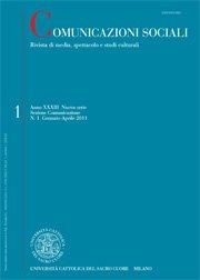 COMUNICAZIONI SOCIALI - 2012 - 1. Il teatro al femminile: declinazioni e intersezioni di due differenze